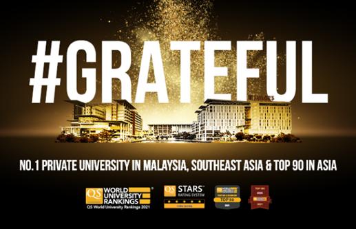 泰莱大学亚洲排名第89位
